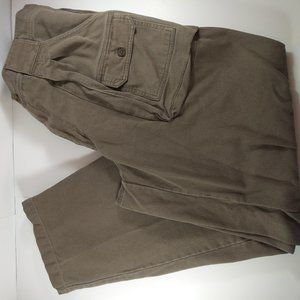 Men's 36R Corduroy Cargo Pant Outdoor ware